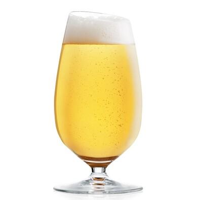 Sklenice na pivo malá 350 ml, sada 2 ks