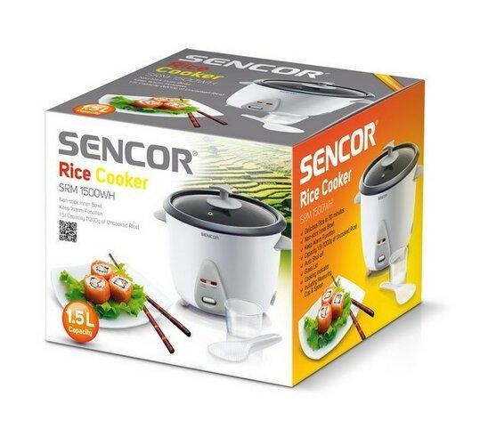 Sencor SRM 1500WH rizsfőző edény