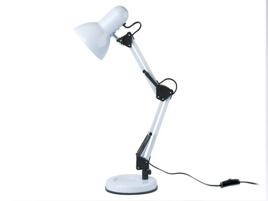 Leitmotiv stolní lampa LM673 bílá