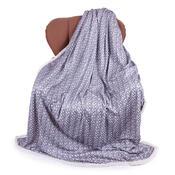 Beránková deka Maglia šedá, 150 x 200 cm
