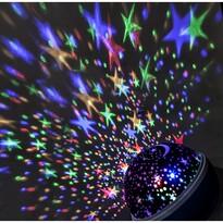 Solight LED projektor kula bożonarodzeniowa,, 9 trybów