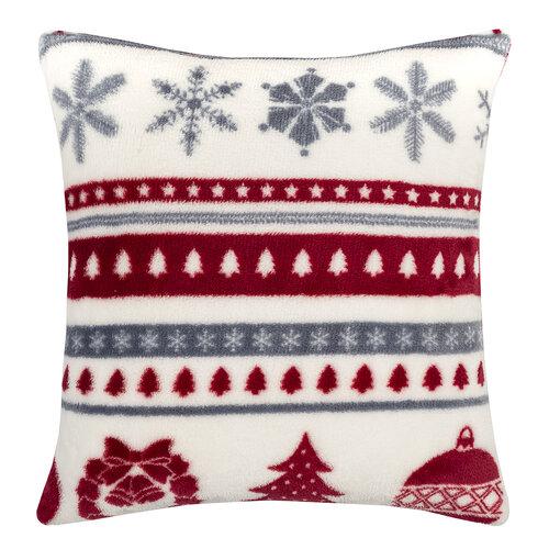 4Home Obliečka na vankúšik Christmas Time, 50 x 50 cm