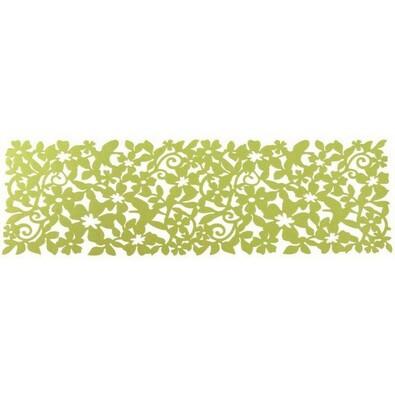 Plstěný ubrusový běhoun Ambition, 100 x 30 cm, zelená