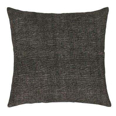 Polštářek Ivo UNI černá, 45 x 45 cm