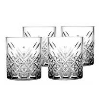 Mäser Timeless 4 darabos whiskys pohár  készlet