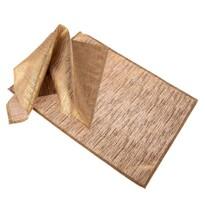 Świąteczne podkładki stołowe brązowy, 32 x 45 cm, zestaw 2 szt.