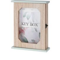 Dřevěná skříňka na klíče Santini