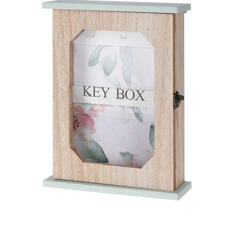 Cutie din lemn Santini, pentru chei