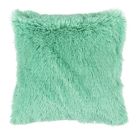 Domarex Povlak na polštář Muss zelená, 40 x 40 cm