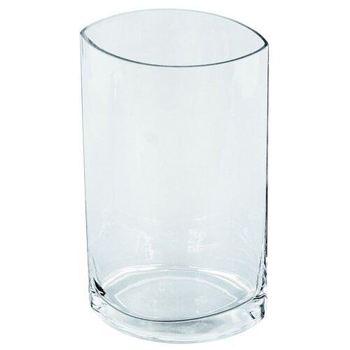 Skleněná váza Gilley čirá, 25 cm