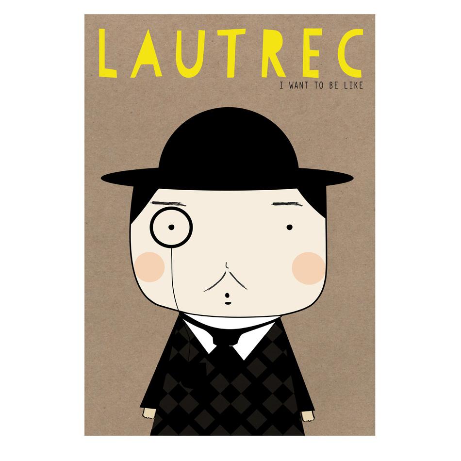 POSTER44 Plagát Lautrec 42 x 59 cm