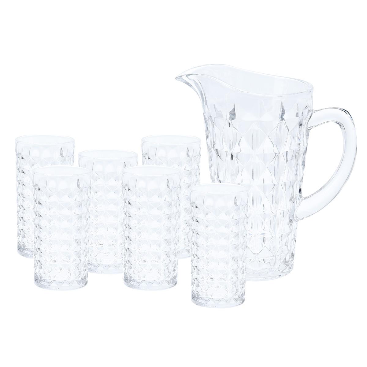 Koopman Sada džbánu a 6 pohárov