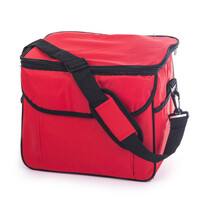 Chladiaca taška, červená
