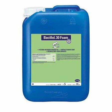 Bacillol 30 Foam Dezinfekce ploch a povrchů, 5 l