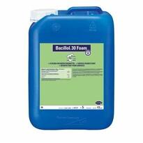 Bacillol 30 Foam Dezinfekcia plôch a povrchov, 5 l