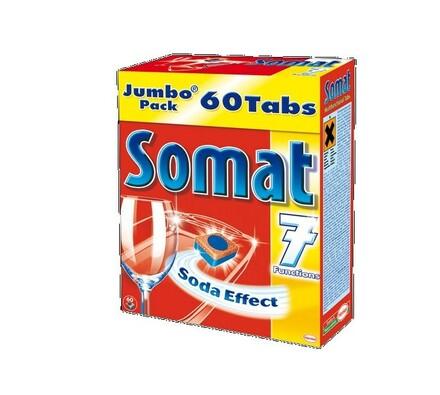 Somat Multi tablety se 7 efekty, 60 ks