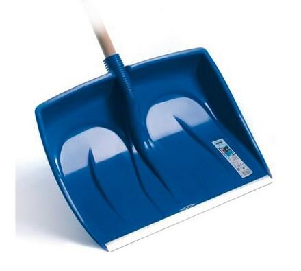 Hrablo 50 x 36 cm modrá