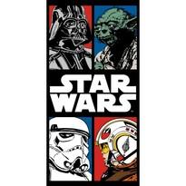 Osuška Star Wars komiks, 70 x 140 cm
