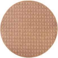 Kusový koberec Valencia hnedá,