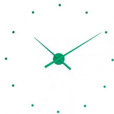 Nomon OJ nástěnné hodiny zelená