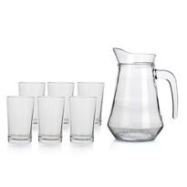 Dzbanek i 6 szklanek