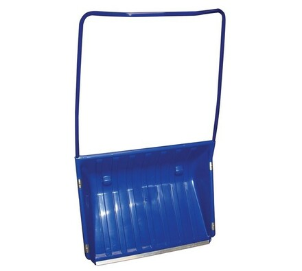 Hrablo s kolečky 84 x 69 cm modré