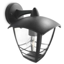 Philips Creek Venkovní svítidlo 24 cm, černá
