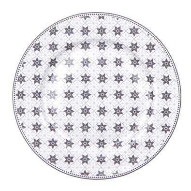 Dezertní talíř Emily 19 cm, bílá
