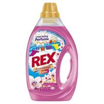 Rex Tekutý gel na praní Japanese Garden & Water Lily color 1 l