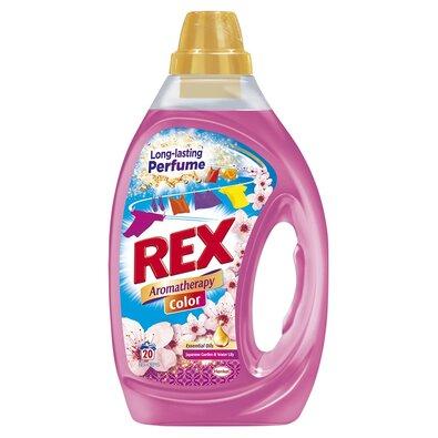 Rex Tekutý gél na pranie Japanese Garden & Water Lily color 1 l