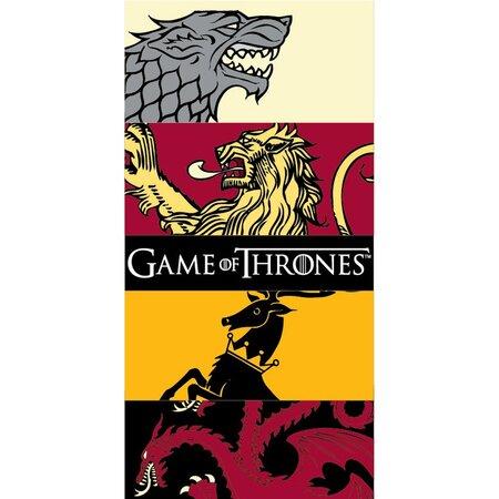 Osuška Game of Thrones, 70 x 140 cm