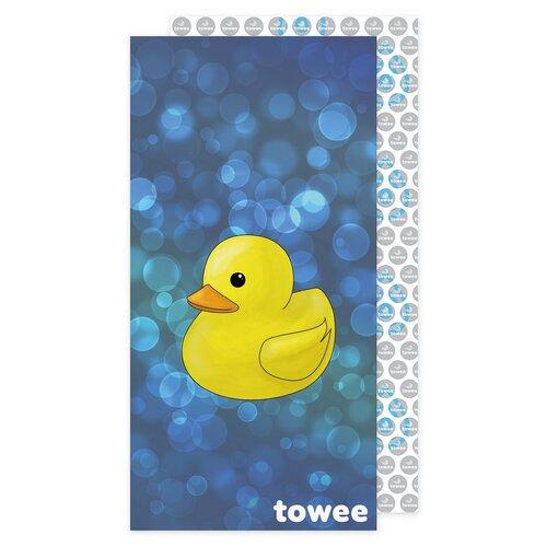 Towee BUBBLE gyorsan száradó törölköző, 70 x 140 cm