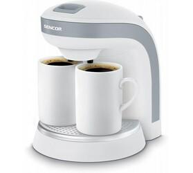Aparat de cafea compact Sencor SCE 2001WH