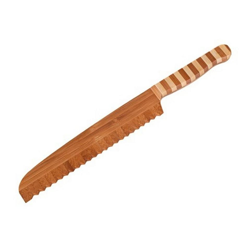 Bambusový nôž na chlieb
