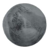 AmeliaHome Lovika szőrme, sötétszürke, 120 cm