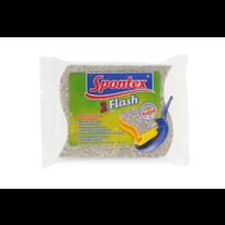 Spontex Flash houbička na teflon, 2 ks