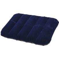 Koopman Nafukovací polštářek modrá, 43 x 28 x 9 cm
