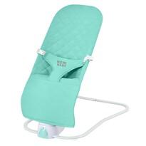 New Baby Detské hojdacie ležadlo Shaky, mentolová