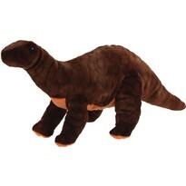Plyšový Diplodocus hnědá, 38 cm