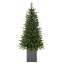 Lucfenyő karácsonyfa, 120 cm
