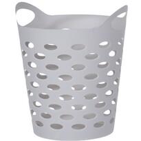 Koopman Cutie de plastic pentru articole mici, gri, 13,5 cm