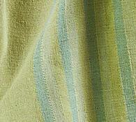 Přehoz na postel s třásněmi, zelená, 220 x 260 cm