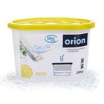 Orion egyszer használatos nedvességelszívó, 180 g, citrom
