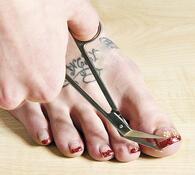 Nůžky na pedikúru