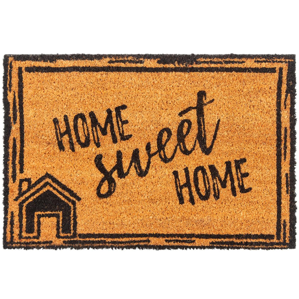 Trade Concept Kokosová rohožka Home sweet home, 40 x 60 cm