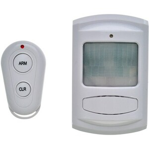 Solight GSM Alarm s pohybovým senzorem, bílá