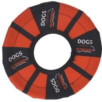 Disc de aruncare pentru câini, portocaliu
