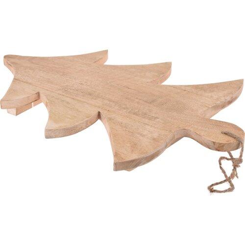 Dřevěné prkénko Strom, 34 x 46,5 cm