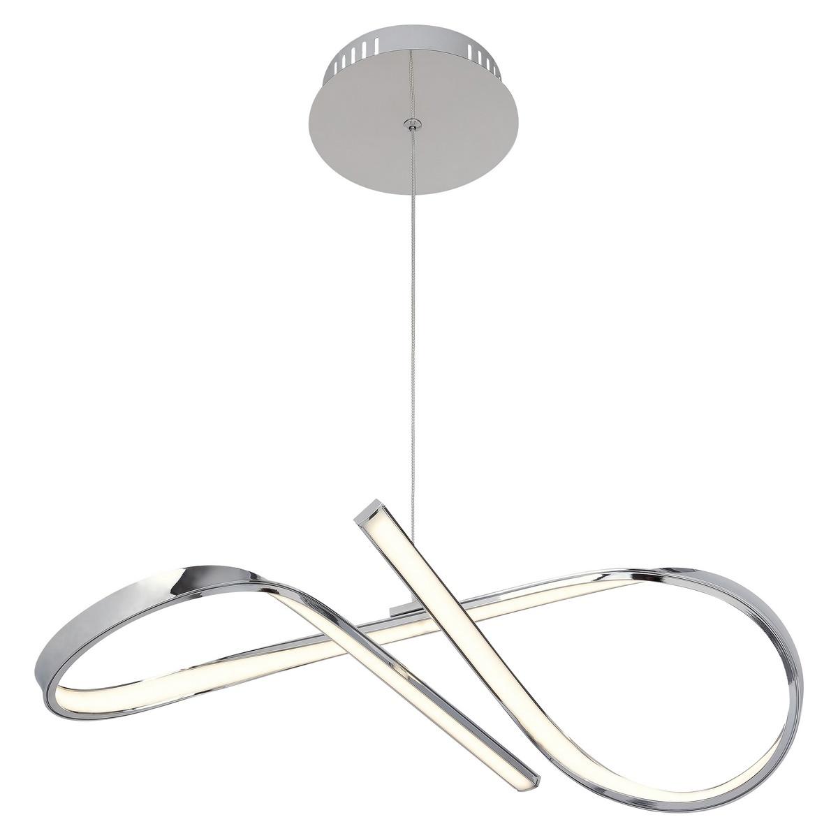 *Rabalux 98002188 LED závesné stropné svietidlo Aniela 1x20W   4000K