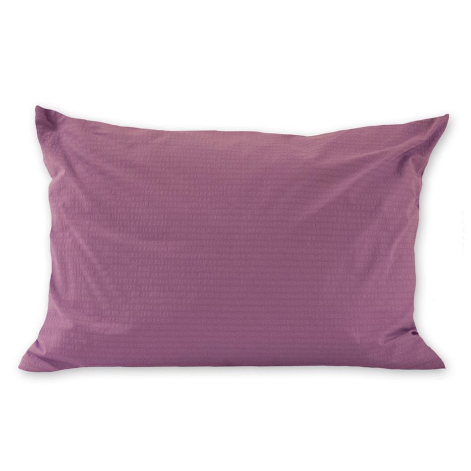 Kvalitex Povlak na polštář krep fialová